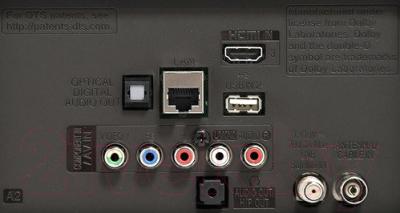 Телевизор LG 43UH656V