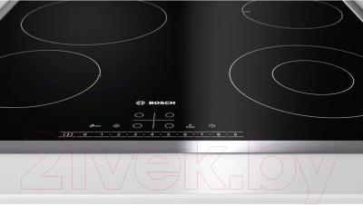Электрическая варочная панель Bosch PKF645FP1G