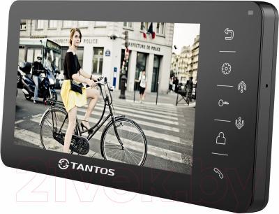 Видеодомофон Tantos Amelie (черный)
