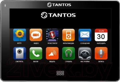 Видеодомофон Tantos Neo Slim (черный)