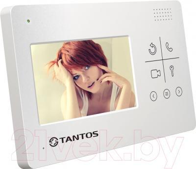 Видеодомофон Tantos Lilu Lux (белый)