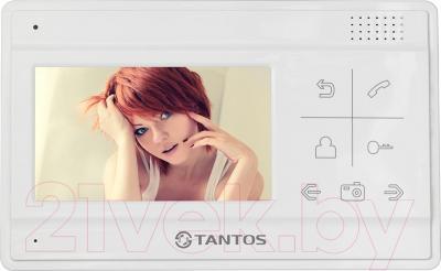 Видеодомофон Tantos Lilu SD (белый)