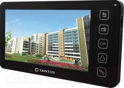 Видеодомофон Tantos Prime (черный)
