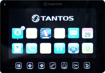 Видеодомофон Tantos Prime Slim (черный)