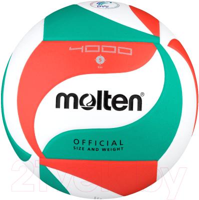 Мяч волейбольный Molten V5M4000 DVV