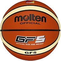 Баскетбольный мяч Molten BGF5 FIBA -