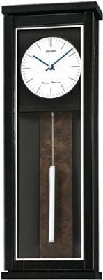 Настенные часы с маятником Seiko QXH056K