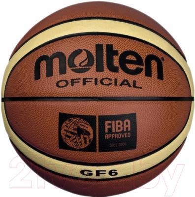 Баскетбольный мяч Molten BGF6 FIBA
