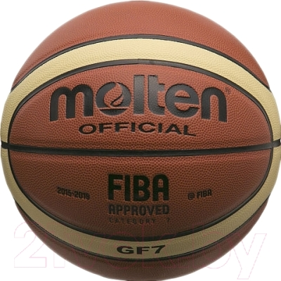 Баскетбольный мяч Molten BGF7 FIBA