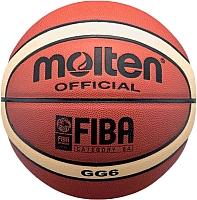 Баскетбольный мяч Molten BGG6 FIBA -