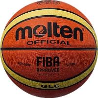 Баскетбольный мяч Molten BGL6 -