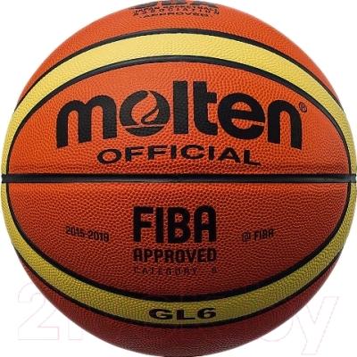 Баскетбольный мяч Molten BGL6