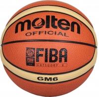 Баскетбольный мяч Molten BGM6 FIBA -