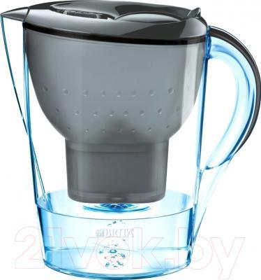Фильтр питьевой воды Brita Marella XL Cal (графит, + 3 картриджа)