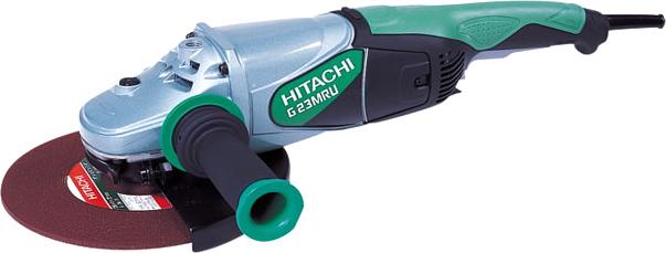 Фотография товара Угловая шлифовальная машина Hitachi