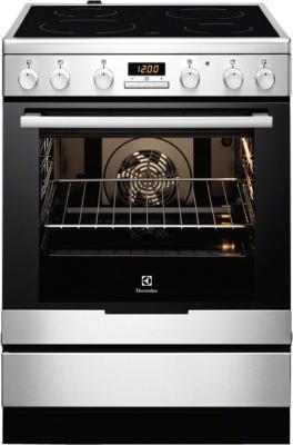 Кухонная плита Electrolux EKC6430AOX - общий вид