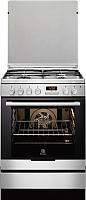 Кухонная плита Electrolux EKK6450AOX -