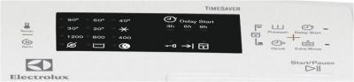 Стиральная машина Electrolux EWT1262TDW - дисплей