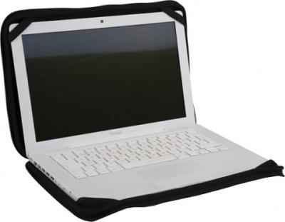 Чехол для ноутбука Walk On Water Laptop Skin for Macbook 13.3 Fishbone Gray (Neo 044 32 133) - с Макбуком