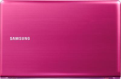 Ноутбук Samsung 350V5C (NP-350V5C-S1DRU) - крышка