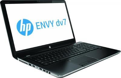 Ноутбук HP ENVY dv7-7353er (D2F84EA) - общий вид