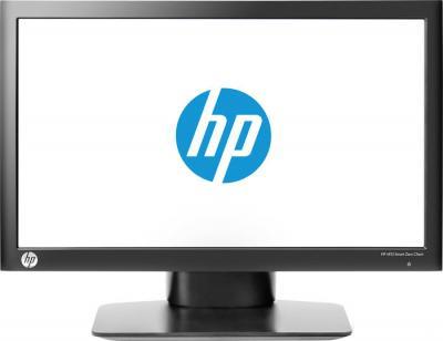 Нулевой клиент HP Smart Zero t410 (H2W21AA) - фронтальный вид
