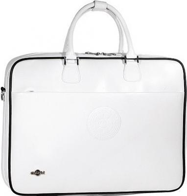 Сумка для ноутбука Sushi Fashion Retro White - фронтальный вид