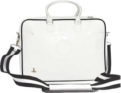 Сумка для ноутбука Sushi Fashion Retro White - общий вид