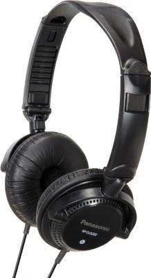 Наушники Panasonic RP-DJS200E-K - общий вид