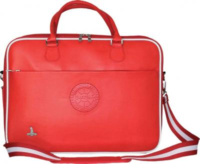 Сумка для ноутбука Sushi Fashion Retro Red - общий вид