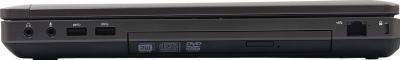 Ноутбук HP ProBook 6570b (C0K35EA) - вид сбоку (слева)