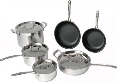 Набор кухонной посуды BergHOFF Earthchef 3600596 - общий вид
