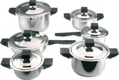 Набор кухонной посуды BergHOFF Jupiter 1112718 - общий вид