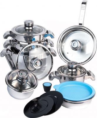 Набор кухонной посуды BergHOFF Invico 1112374 - общий вид