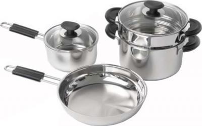 Набор кухонной посуды BergHOFF Kasta 1116549 - общий вид