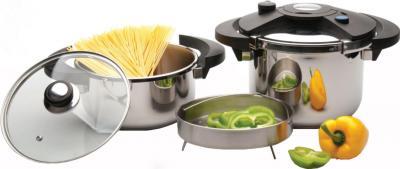 Набор кухонной посуды BergHOFF Eclipse 3700418 - общий вид