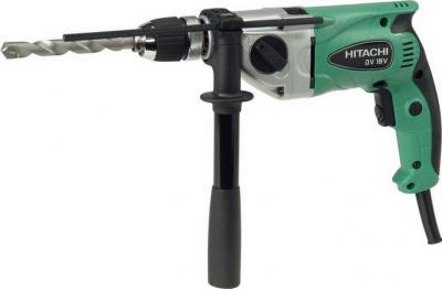 Профессиональная дрель Hitachi DV18V-NB - общий вид