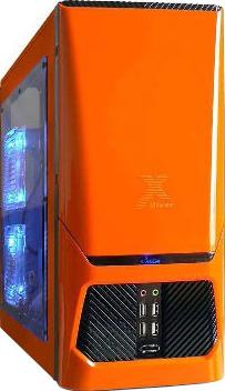 Игровой компьютер Jet A (13O619) - общий вид