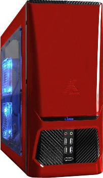 Игровой компьютер Jet A (13R619) - общий вид