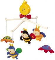 Каруселька на кроватку K's Kids Пчелки KA10322 -