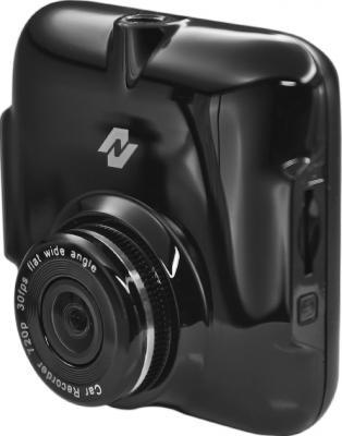 Автомобильный видеорегистратор NeoLine Cubex V10 - вид сбоку (слева)
