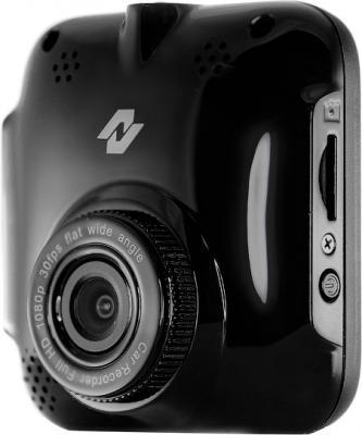 Автомобильный видеорегистратор NeoLine Cubex V31 - вид полубоком (слева)