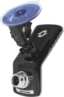 Автомобильный видеорегистратор NeoLine Mobile-i N7 - общий вид (с креплением)