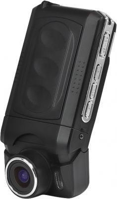 Автомобильный видеорегистратор NeoLine Spike - вид полубоком (слева)