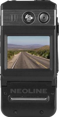 Автомобильный видеорегистратор NeoLine Spike - дисплей
