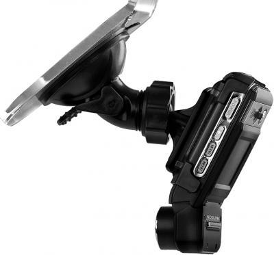 Автомобильный видеорегистратор NeoLine Spike - вид сбоку