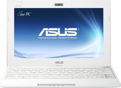 Ноутбук Asus Eee PC 1025C-WHI002B - фронтальный вид