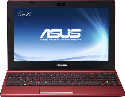 Ноутбук Asus Eee PC 1025C-RED001B (90OA3FBU6212997E33EU) - фронтальный вид