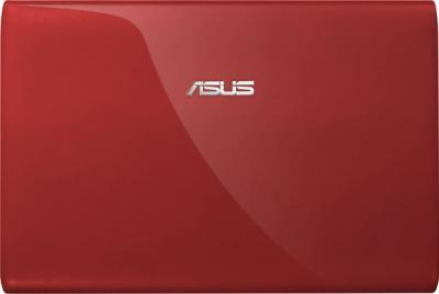 Ноутбук Asus Eee PC 1025C-RED001B (90OA3FBU6212997E33EU) - крышка