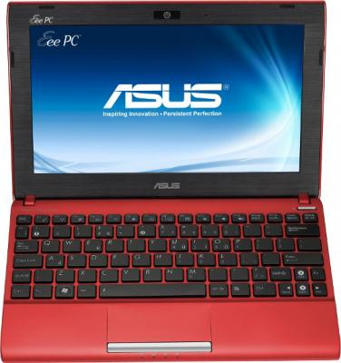 Ноутбук Asus Eee PC 1025C-RED001B (90OA3FBU6212997E33EU) - клавиатура
